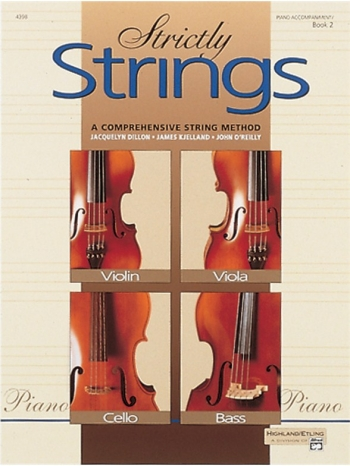 Strictly Strings Book 2  Piano Accompaniment