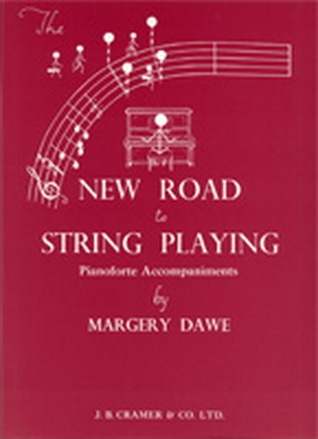 New Road To String Playing: Violin and Cello Piano Accompaniment