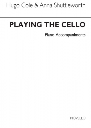 Playing The Cello Teachers Book: (Archive Edtion) (Novello)