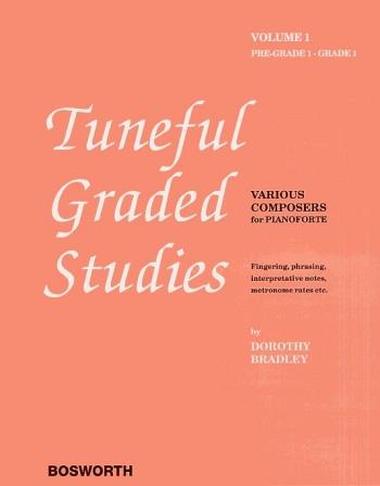 Tuneful Graded Studies: Book 1 Piano