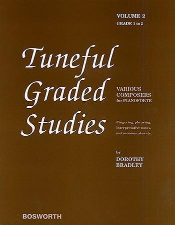 Tuneful Graded Studies: Book 2 Piano