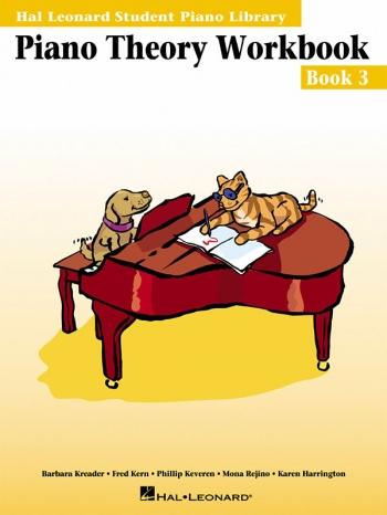 Hal Leonard Student Piano Library: Book 3: Piano Theory Workbook