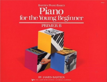 Bastien Piano Basics: Piano For The Young Beginner Primer B