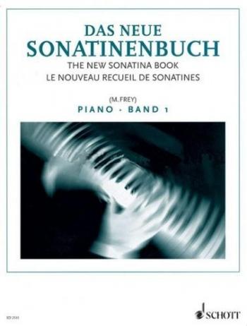 New Sonatina Book: 1: Das Neue Sonatinenbuch: Piano