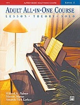 Alfred Adult All In One Course: Level 2: Piano