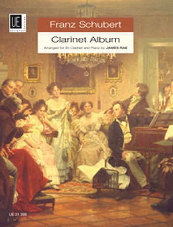 Clarinet Album: Clarinet & Piano (ed James Rae)