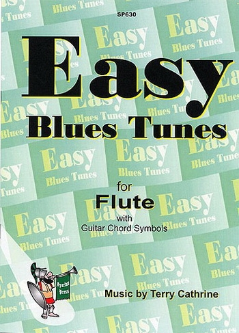 Easy Blues Tunes: Flute Solo