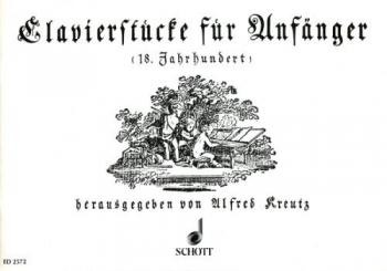 Klavierstucke Fur Anfanger: Pieces For Beginners: Piano