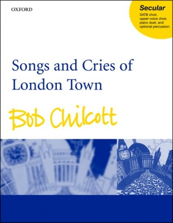 Songs And Cries Of London Town: Vocal