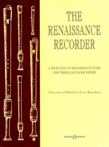 Renaissance Recorder: Treble Recorder and Piano