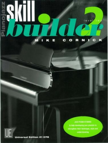 Piano Jazz Skill Builder: 2: Jazz Studies