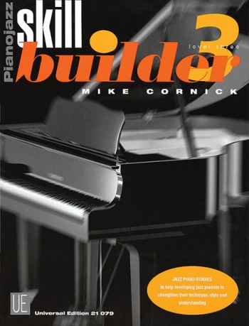 Piano Jazz Skill Builder: 3: Jazz Studies