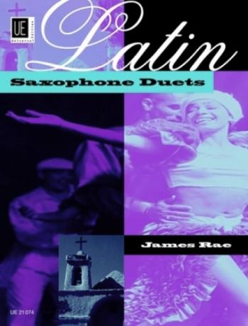 Latin Saxophone Duets: Saxophone