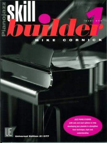 Piano Jazz Skill Builder: 1: Jazz Studies