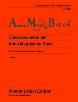 Anna Magdalena Bach: Piano (Wiener Urtext)