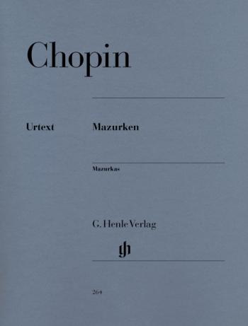 Mazurken: Mazurkas: Piano  (Henle)