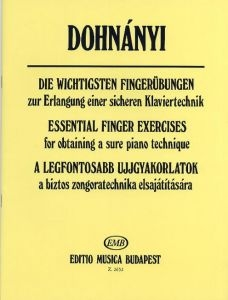Essential Finger Exercises
