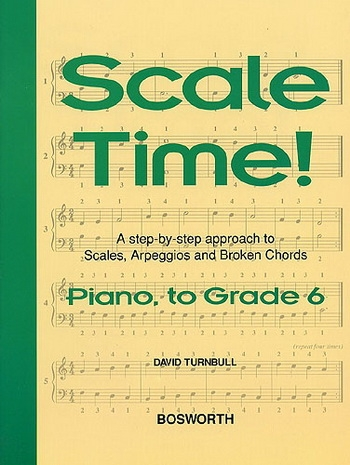 Scale Time: Grade 6 (Turnball)
