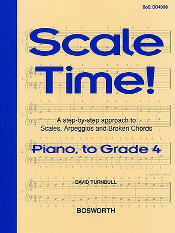 Scale Time: Grade 4 (Turnball)