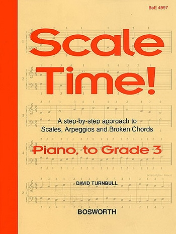 Scale Time: Grade 3 (Turnball)