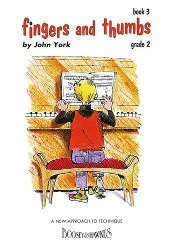 Fingers And Thumbs: Book 3: Piano Studies