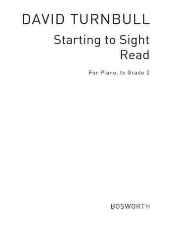 Starting To Sight Read Piano: 2: Sight-reading
