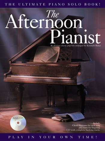 Afternoon Pianist: Piano: Album: Bk&cd