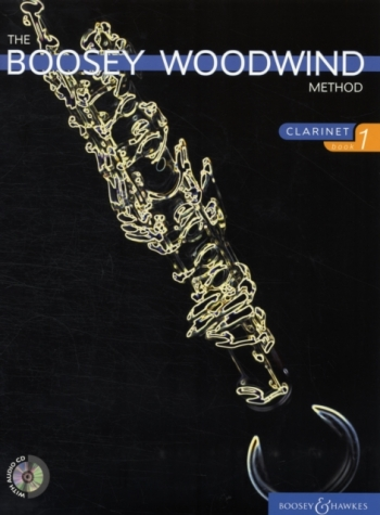 Boosey Woodwind Method: Clarinet: Book 1: Book & CD
