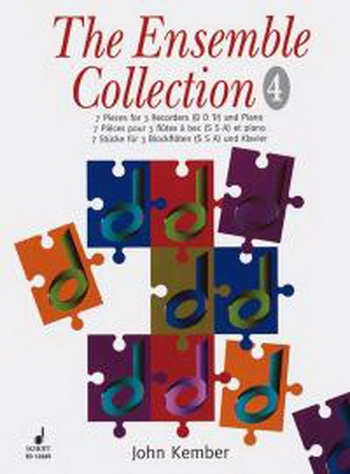 Ensemble Collection: Vol.4: Recorder: Ensemble