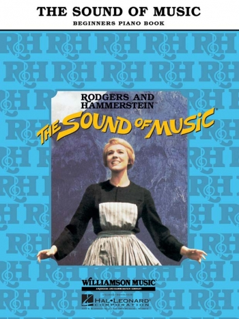 Sound Of Music: Beginners piano book : Easy Piano: Film