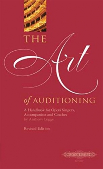 Art Of Auditioning: Vocal: Text Book Text Book New Edition (Legge)