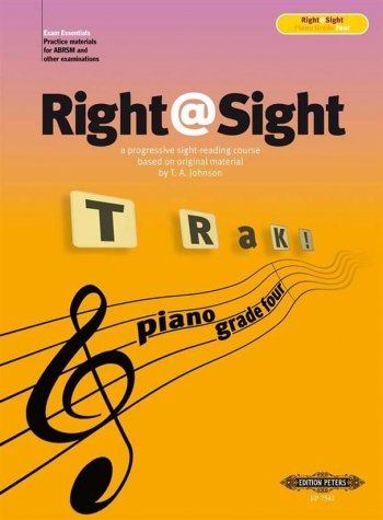 Right@sight: Grade 4 (Right At Sight): Piano