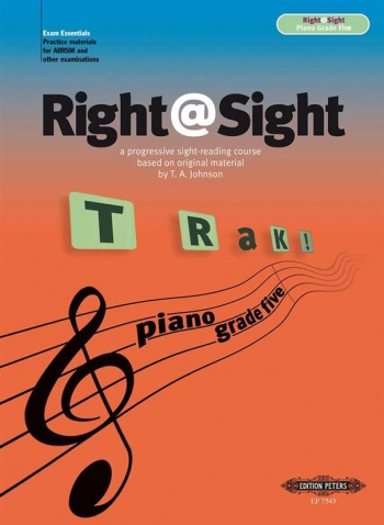 Right@sight: Grade 5 (Right At Sight): Piano