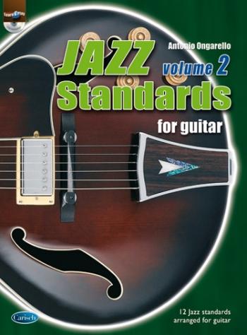 Jazz Guitar Standards  II: Guitar:  Lead and Tab Guitar