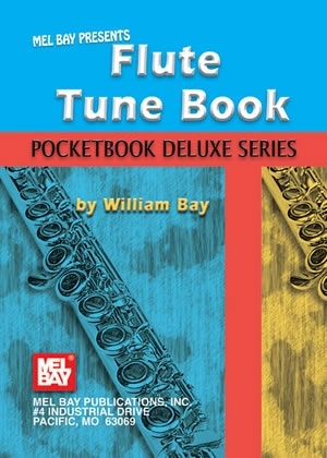 Pocketbook Deluxe Series : Flute Tune Book