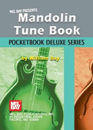 Pocketbook Deluxe Series : Mandolin Tune Book