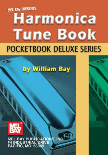 Pocketbook Deluxe Series: Harmonica Tune Book