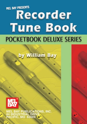 Pocketbook Deluxe Series : Recorder Tune Book