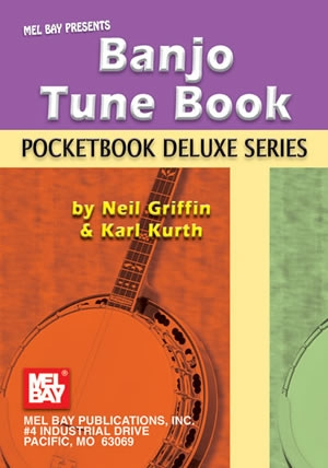 Pocketbook Deluxe Series: Banjo Tune Book