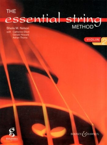 Essential String Method: Book 2: Violin