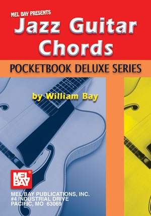 Pocketbook Deluxe Series: Jazz Guitar  Chords