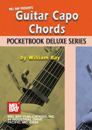 Pocketbook Deluxe Series: Guitar Capo Chords