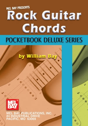 Pocketbook Deluxe Series: Rock Guitar Chords