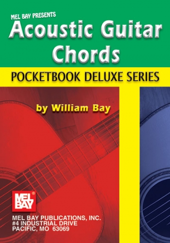 Pocketbook Deluxe Series: Acoustic Guitar Chords