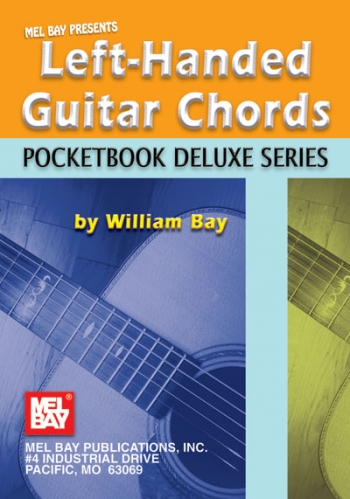 Pocketbook Deluxe Series : Left Handed Guitar Chords
