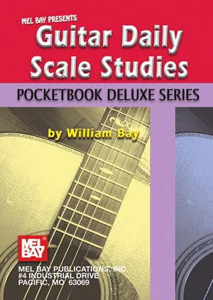 Pocketbook Deluxe Series: Guitar Daily Scale Studies