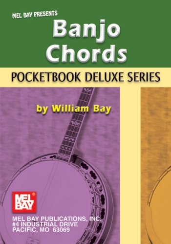 Pocketbook Deluxe Series: Banjo  Chords