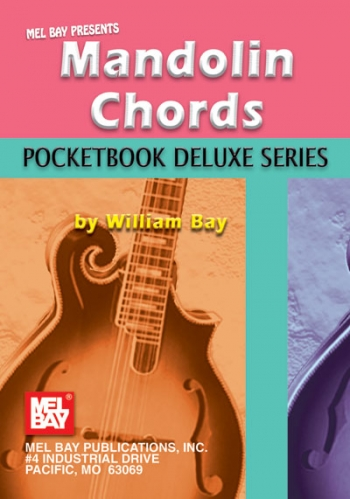 Pocketbook Deluxe Series: Mandolin Chords