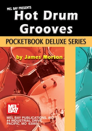 Pocketbook Deluxe Series : Hot Drum Grooves