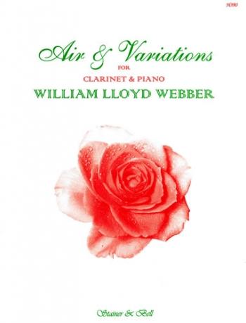 Air And Variations: Clarinet & Piano (William Lloyd)